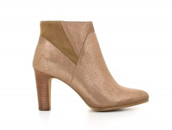 STELLAR BOOTS - TRENTO / KID SUEDE - TUSCANY / SABLE
