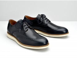 PRISM BROGUE - CICLON - NAVY SOLE OFF WHITE