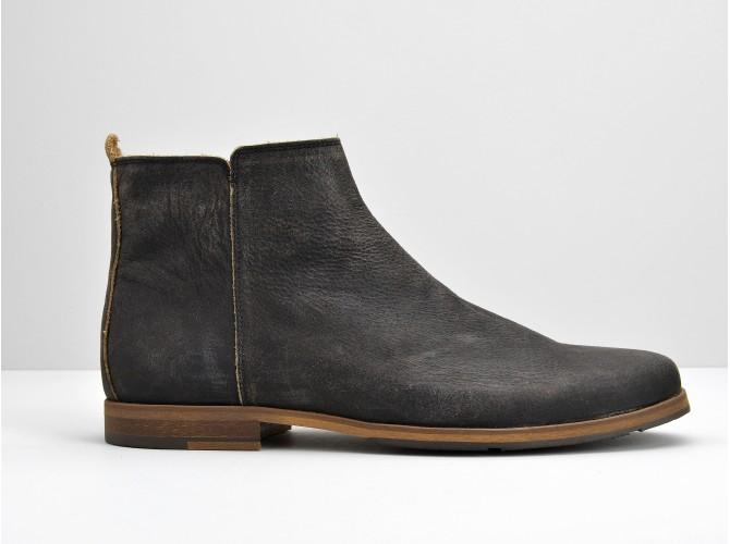 BLIND BOOTS - SOFT - BLACK