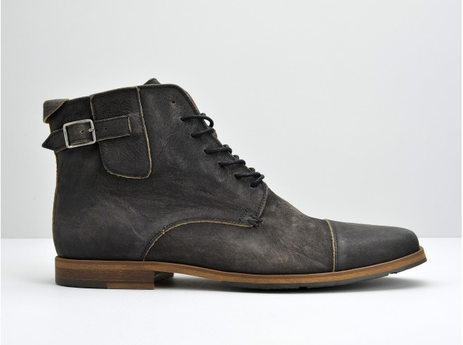 BLIND BRITISH BROGUE - SOFT - BLACK