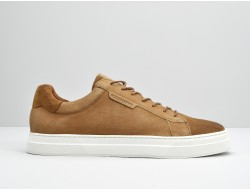 SPARK CLAY - USED SUEDE/SOFT - COGNAC/NUTS