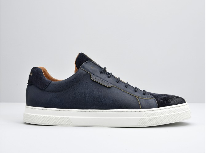 SPARK CLAY - USED SUEDE/SOFT - NAVY/DENIM