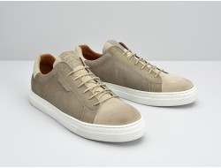 SPARK CLAY - USED SUEDE/SOFT - BEIGE/CIMENT