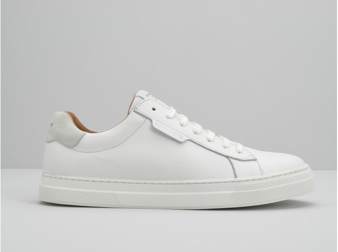 SPARK CLAY - MERIDA/SUEDE - WHITE/GELO
