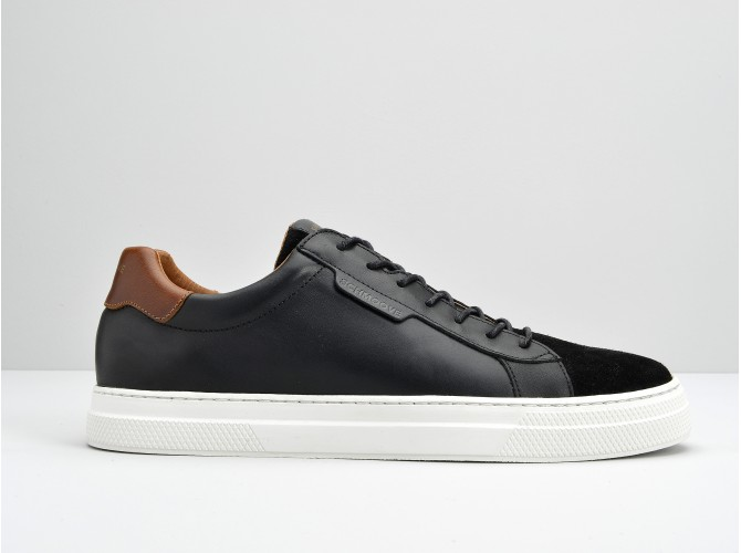 SPARK CLAY - SUEDE/MERIDA - BLACK/BLACK
