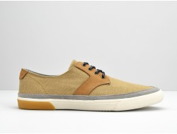 CITIZEN DERBY - CANVAS/NUBUCK - CAMEL/CAMEL