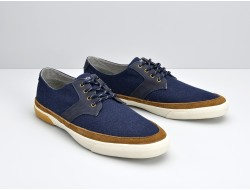 CITIZEN DERBY - CANVAS/NUBUCK - MARINE/NAVY