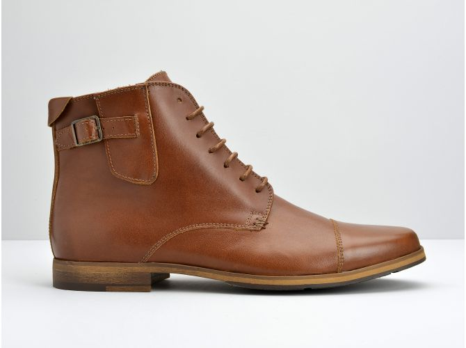 BLIND BRITISH BROGUE - FARGO - CAMEL