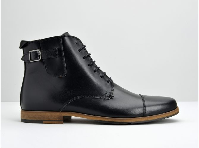BLIND BRITISH BROGUE - FARGO - BLACK