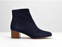 JUPITER BOOTS - KID SUEDE - ATLANTICO