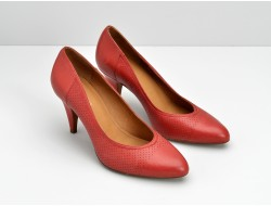 ODISSEY PUMP - SAUVAGE - ROSSO