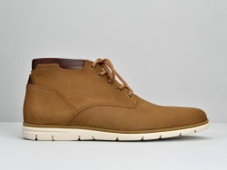 SHAFT MID - NUBUCK/CICLON - CAFE/HORSE