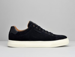 SPARK CLAY - SUEDE - NAVY