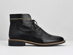 Newton Boots - Lotus - Black