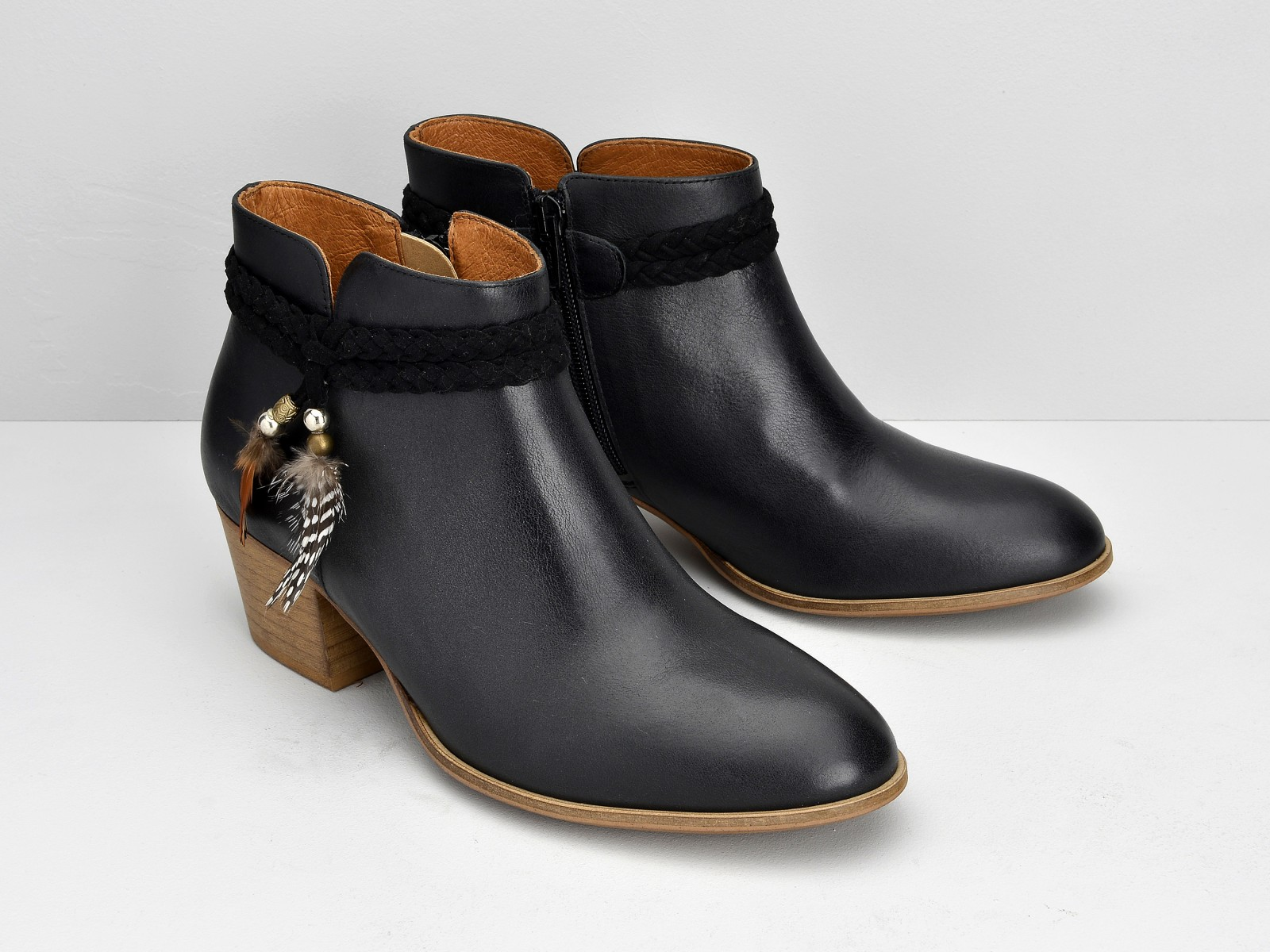 schmoove.fr Secret Boots - Batex - Black