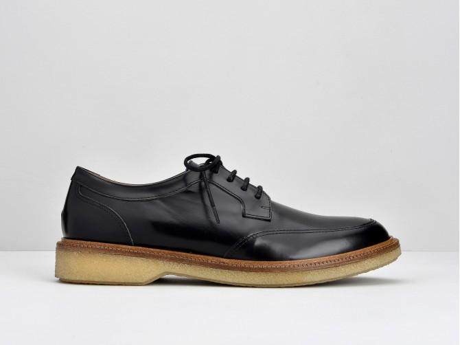 Darwin Derby - Polido - Black