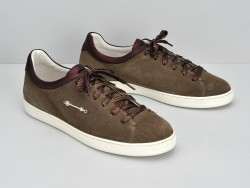 Sally Sneaker - Suede / Douro - Taupe