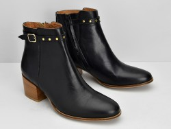 Callisto Boots - Lotus - Black