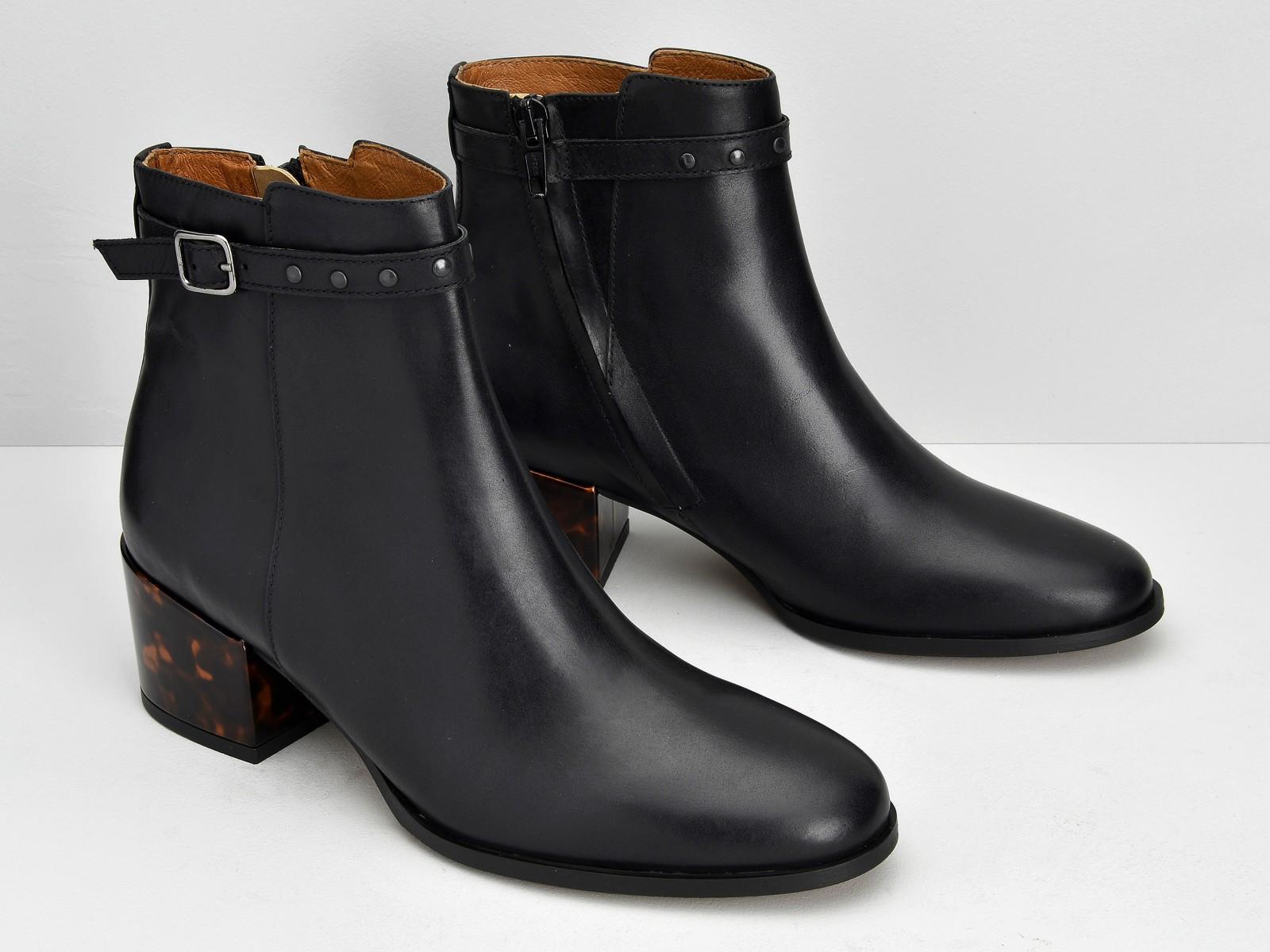 schmoove.fr Callisto Boots - Scotola - Black