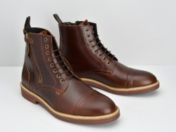 CREW BOOTS - CICLON/TEXAS - HORSE/BROWN