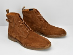 DAZE BOOTS - SUEDE - WHISKY