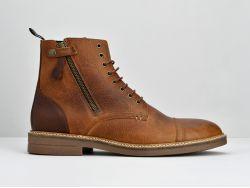 CREW BOOTS - TEXAS/CICLON - COGNAC/HORSE