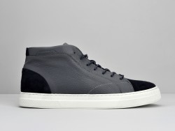 SPARK MID - SUEDE/NEW YORK - AZUL/CASTLE