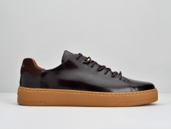 VICE SNEAKER - POLIDO - BORDEAUX SOLE GUM