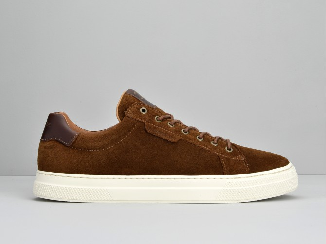 SPARK CLAY - SUEDE - CIGARO