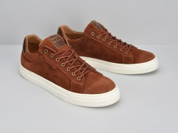 SPARK CLAY - SUEDE - TERRACOTTA