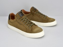 SPARK CLAY - SUEDE - MILITARY