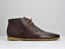 Creps Desert - Domo - Dark Brown