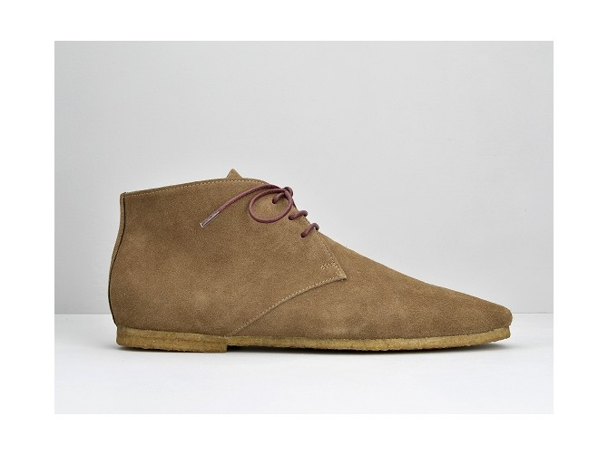 Creps Desert - Cow Suede - Taupe