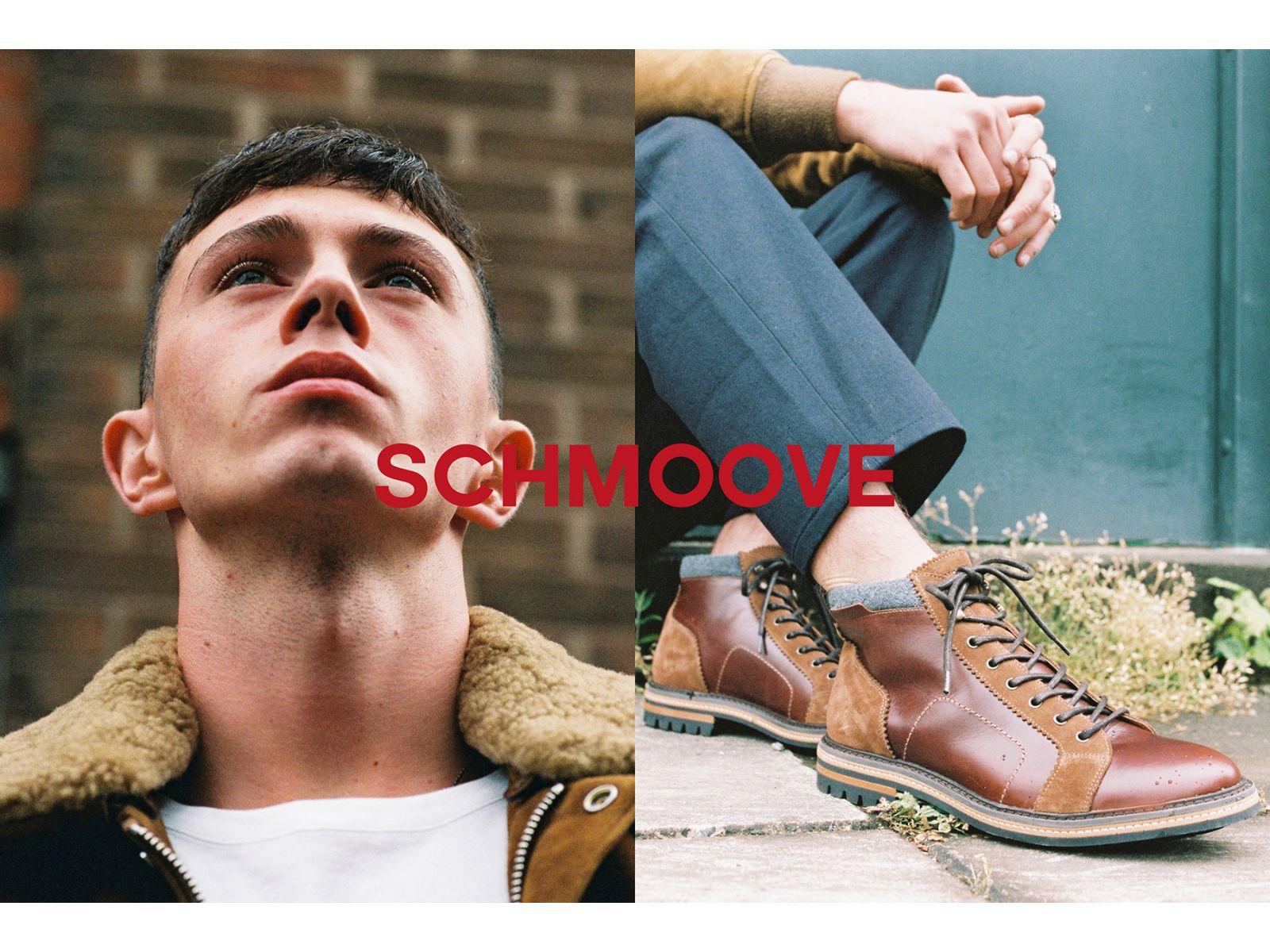 schmoove.fr Bones Ride - Ciclon / Suede - Horse / Whisky