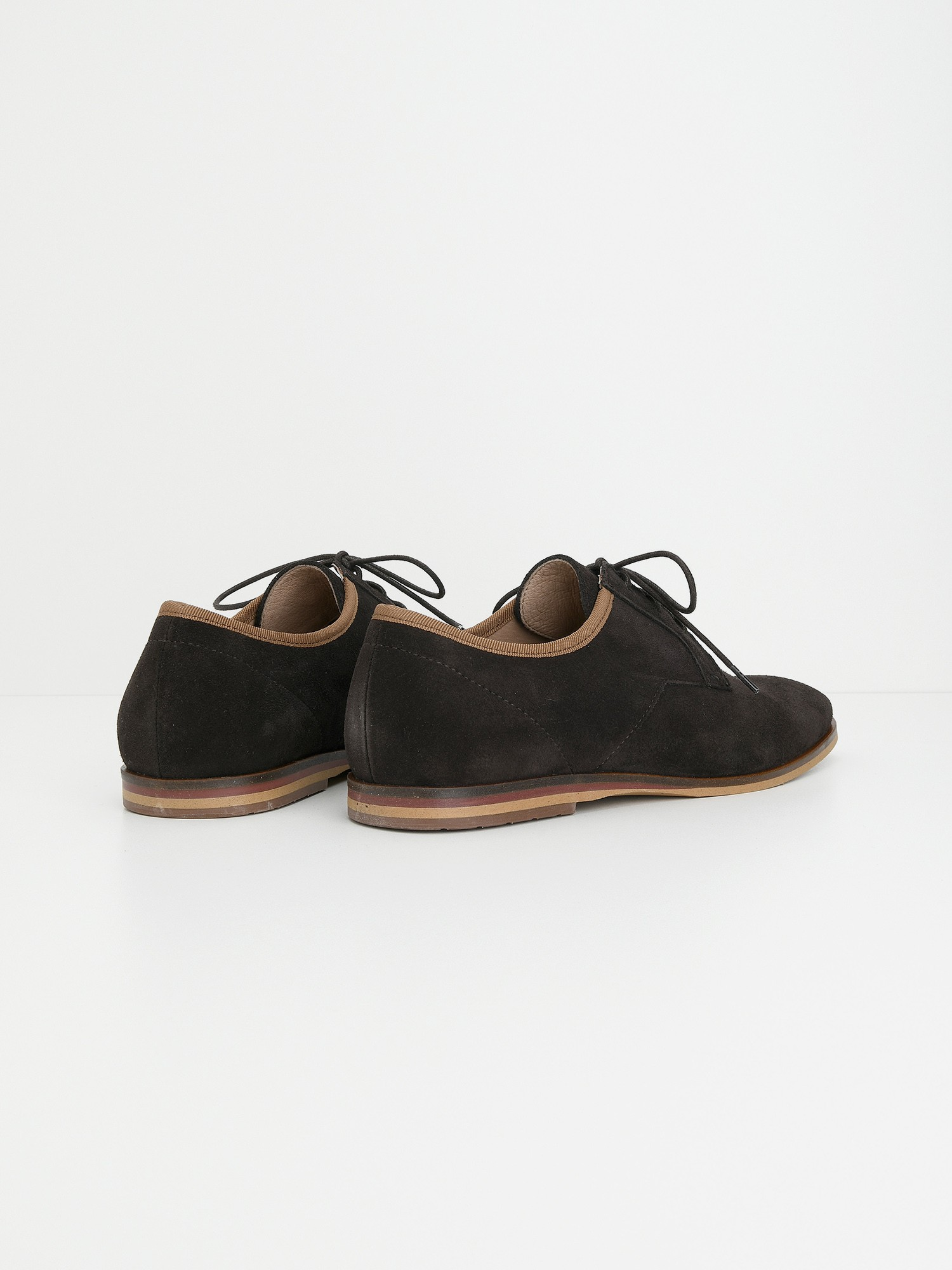 schmoove.fr Swan City - Suede - Marron