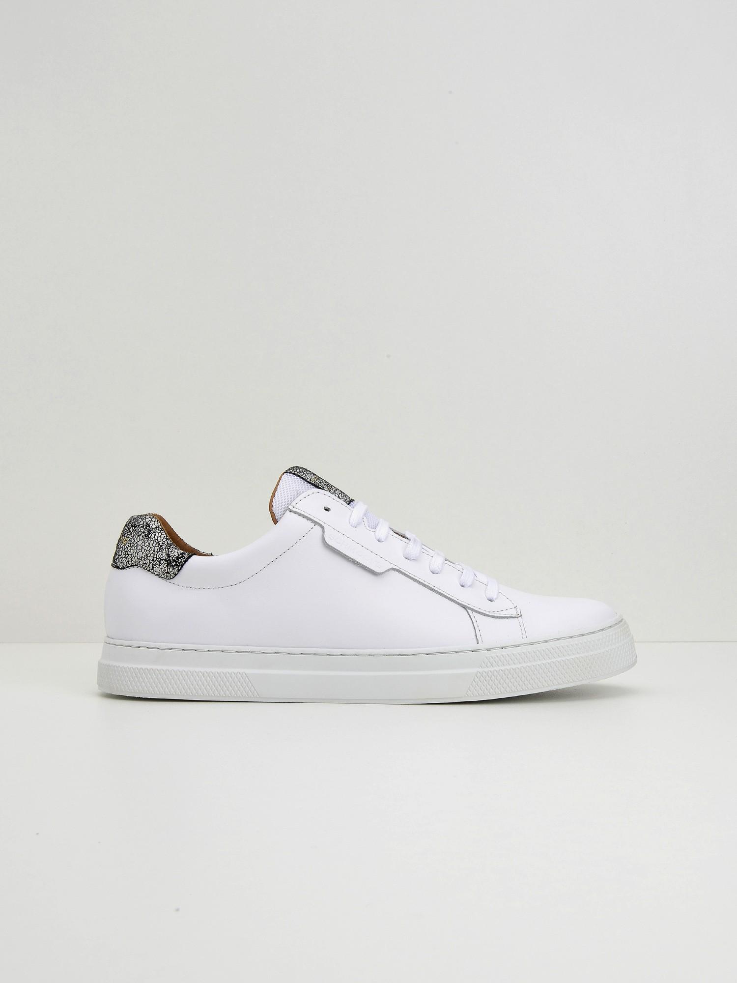 schmoove.fr Spark Clay - Nappa/Craquele - White/White