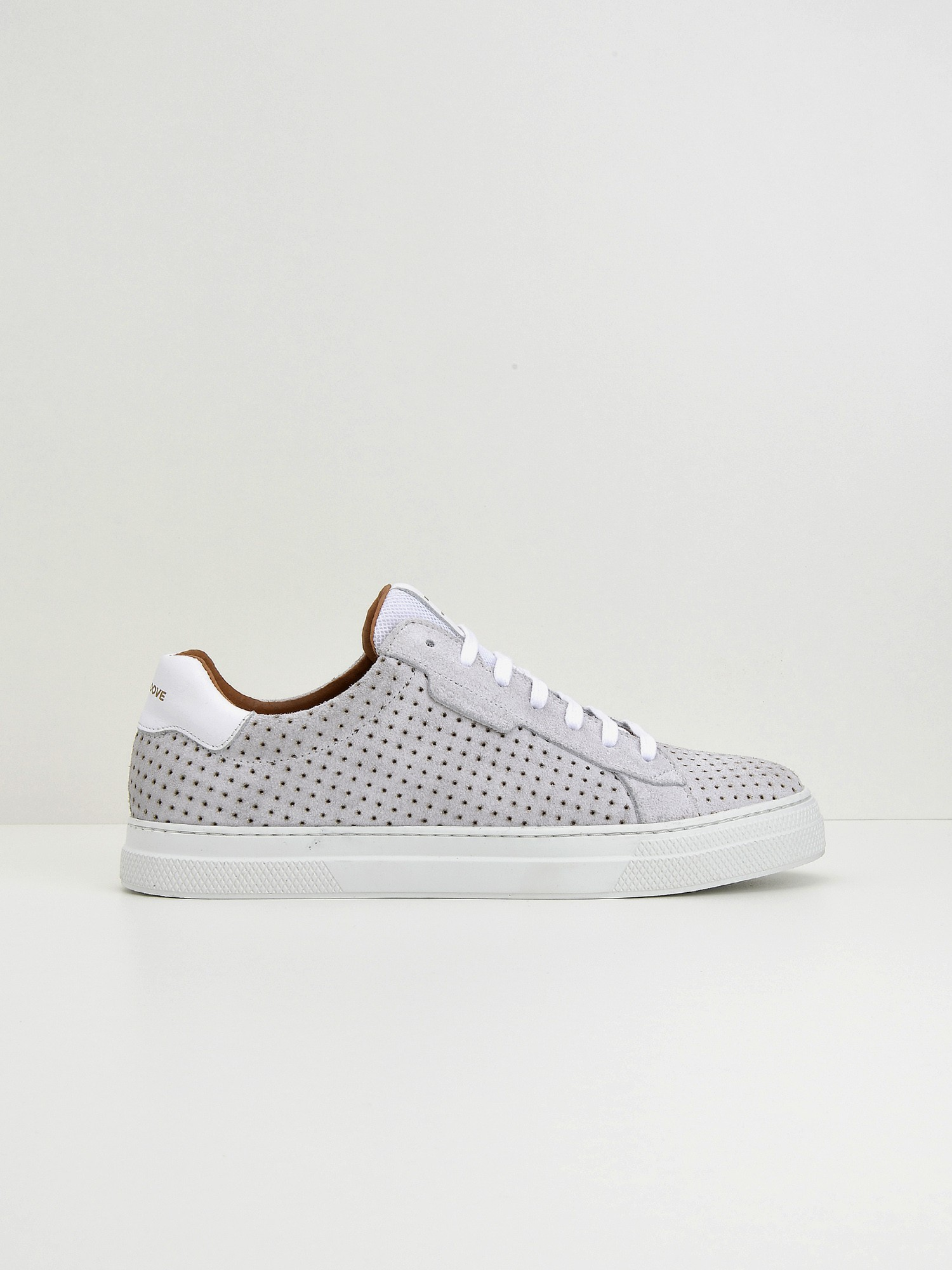 schmoove.fr Spark Clay - Punch Suede - White