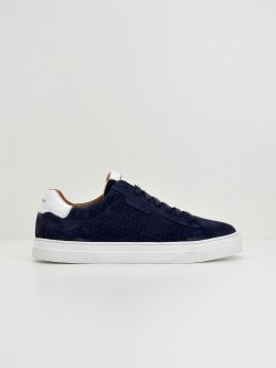 Spark Clay - Punch Suede - Deep Blue ...