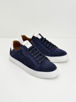 Spark Clay - Punch Suede - Deep Blue