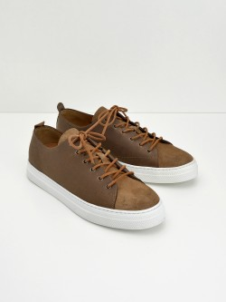 Spark Soft - Suede/Fly - Vison/Cuoio