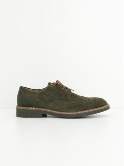 Crew Perfo - Suede - Military