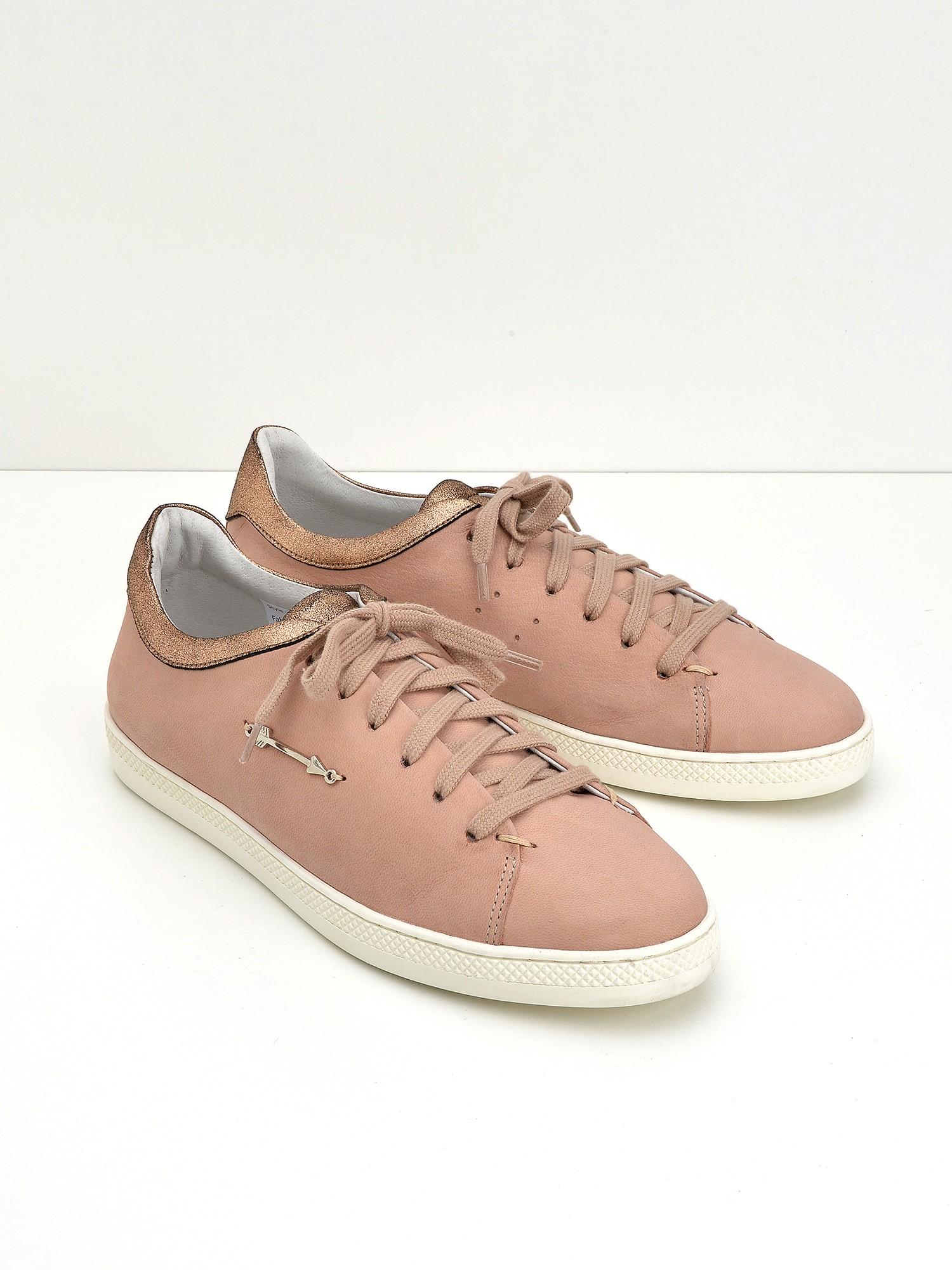 schmoove.fr Sally Sneaker - Nubuck - Pink