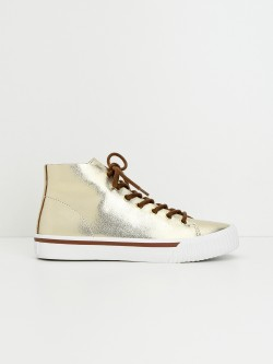Wave Mid - Metal Soft - Gold
