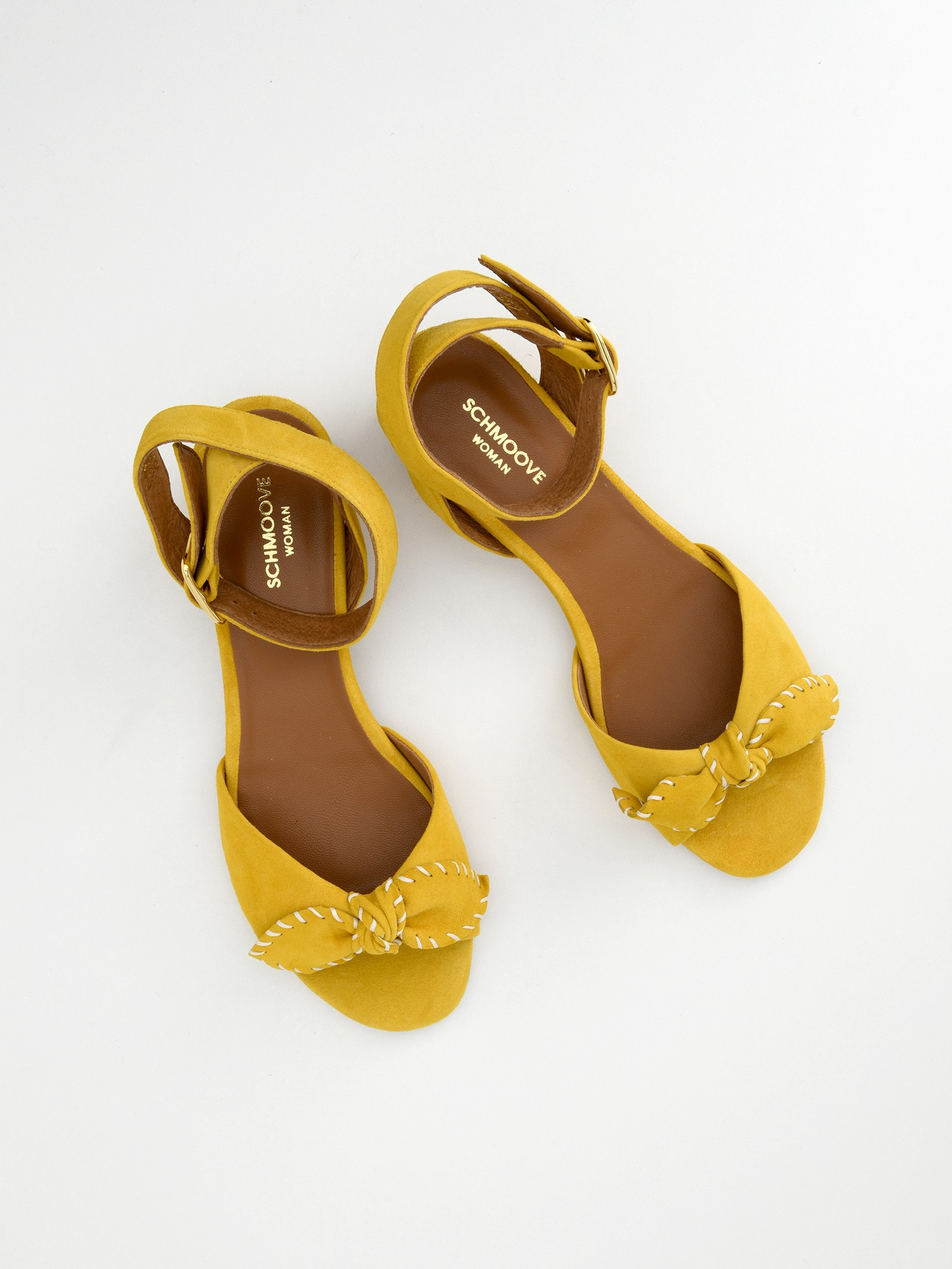schmoove.fr Vega Ankle - Kid Suede - Mimosa