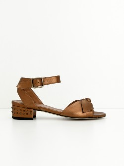 Vega Ankle - Metal Milled - Bronze