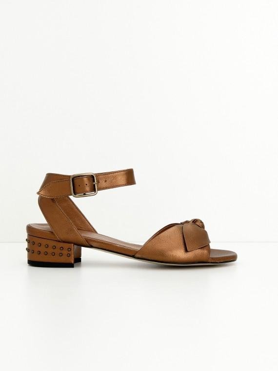Vega Ankle - Metal Milled - Bronze