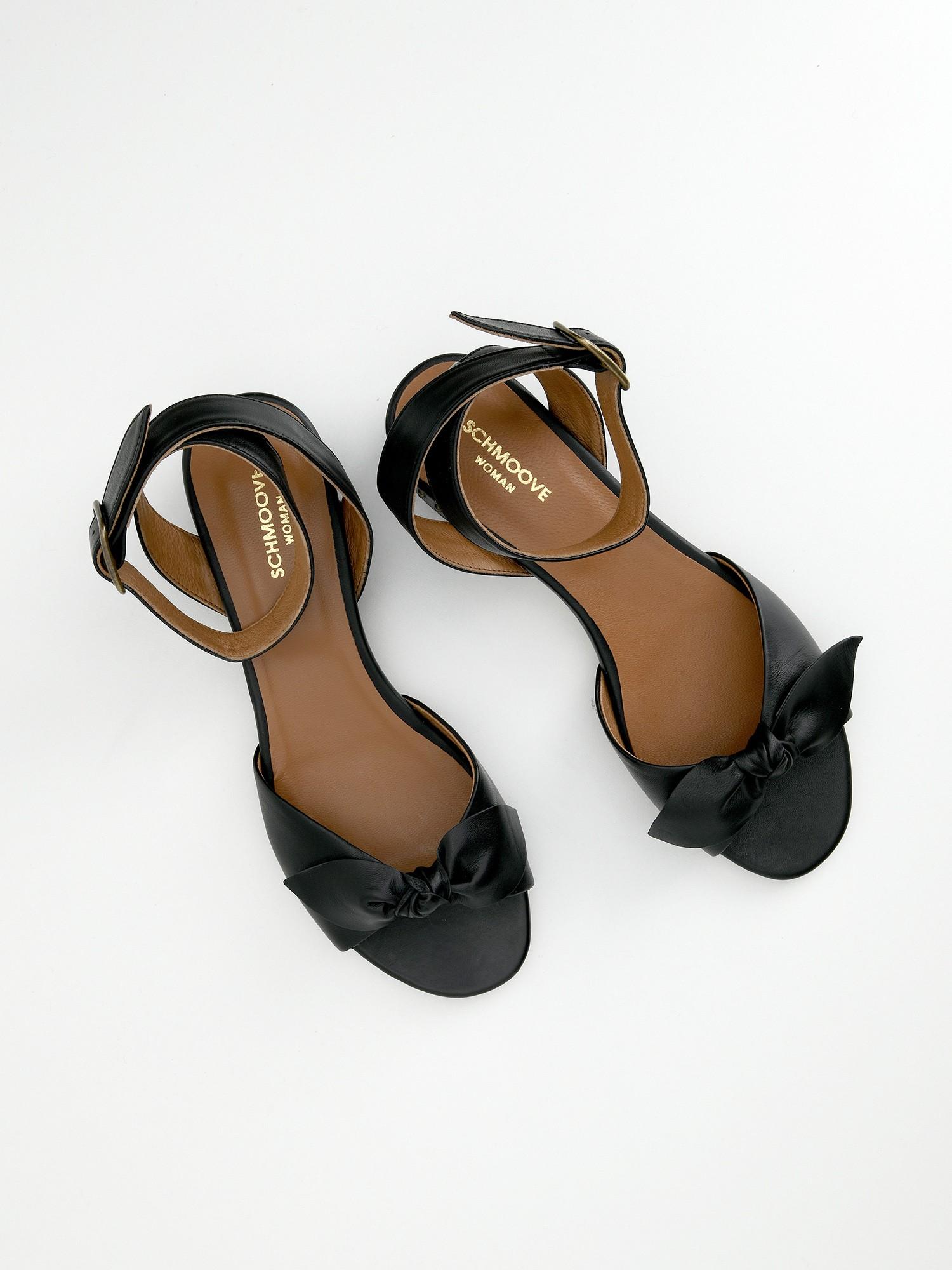 schmoove.fr Vega Ankle - Beetle - Black