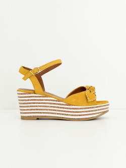 Ariel Ankle - Kid Suede - Mimosa