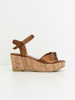 Ariel Ankle - Metal Milled - Bronze