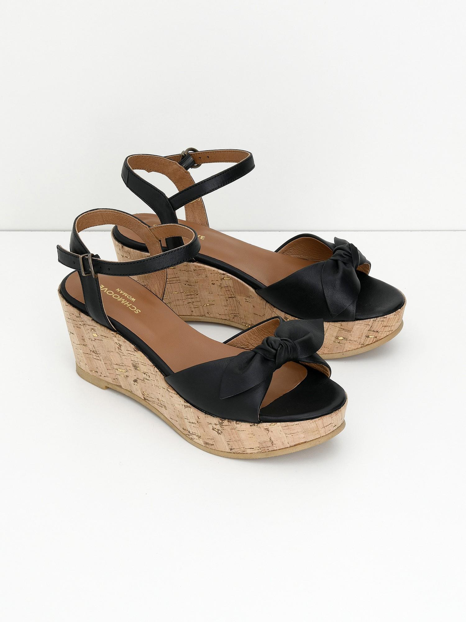 schmoove.fr Ariel Ankle - Beetle - Black